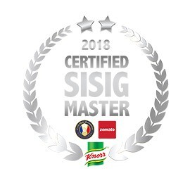 2-Star Sisig Master Certification