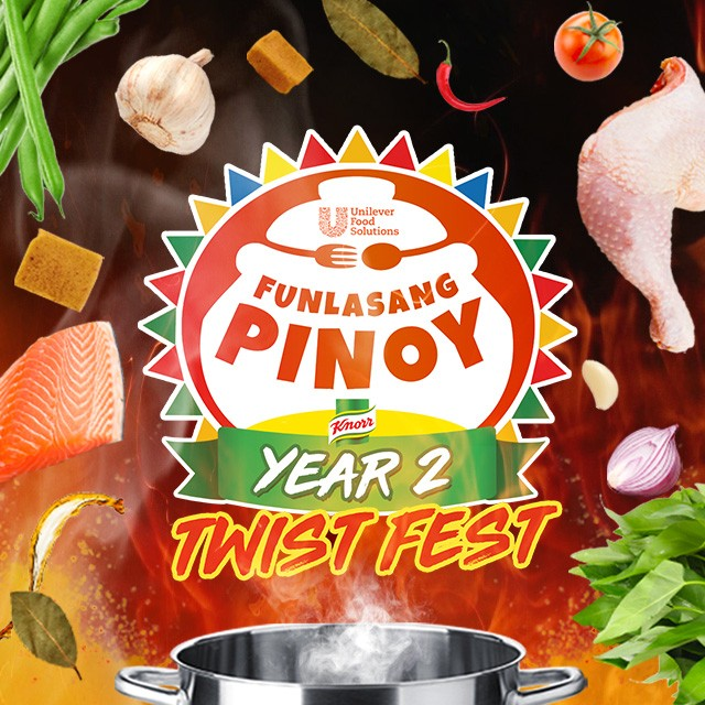 Join the Funlasang Pinoy Twist Fest 2!