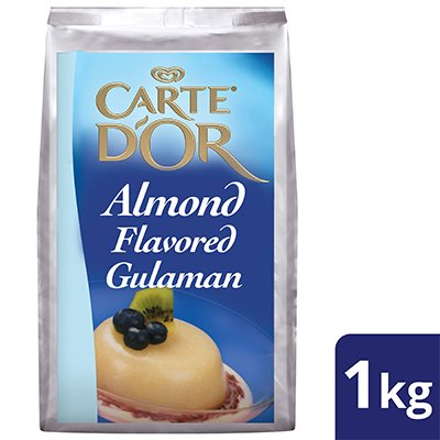 Carte D'Or Almond Flavored Gulaman 1kg -