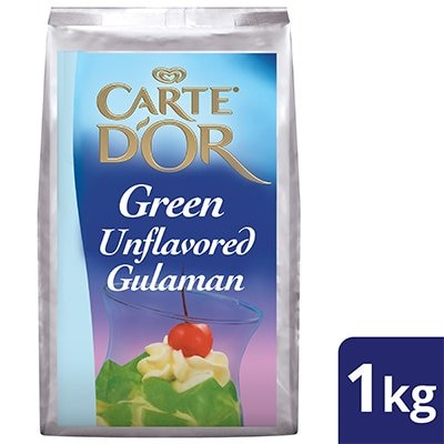 Carte D'Or Green Unflavored Gulaman 1kg -