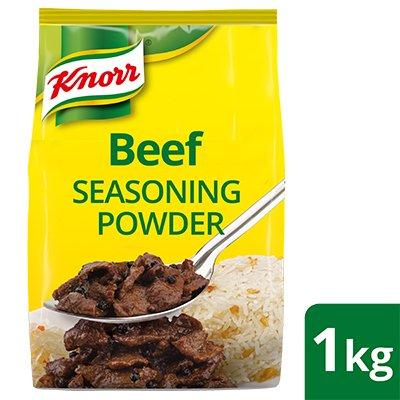 Knorr Beef Seasoning Powder 1kg -
