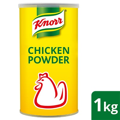 Knorr Chicken Powder 1kg - Knorr Chicken Powder - a more special way of seasoning my dishes.