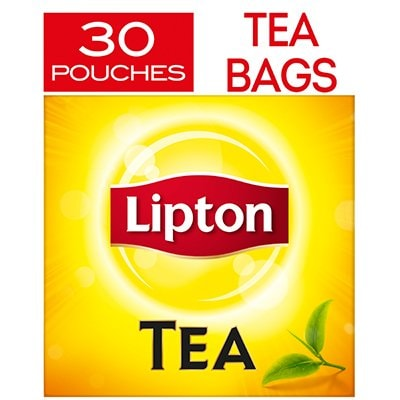 Lipton Black Tea Pouch Bag 30x14g - Serve Lipton Brewed Tea to satisfy your diners' tastes.
