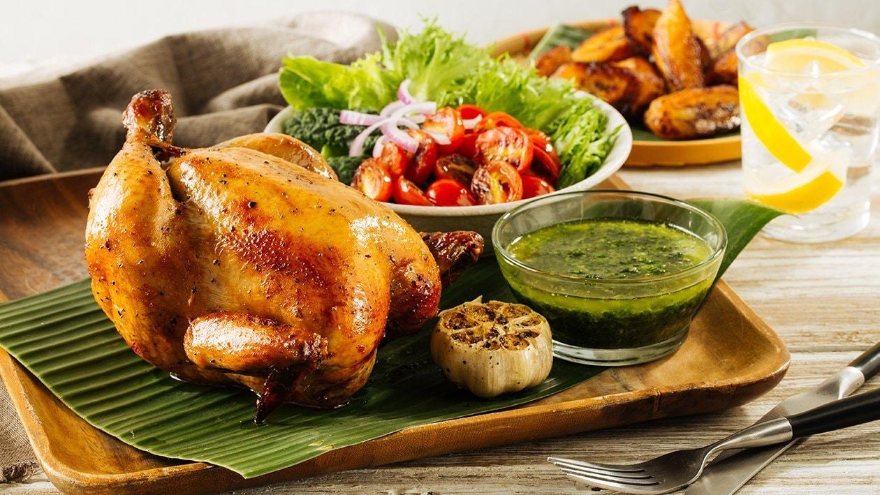Roast Lemongrass Chicken